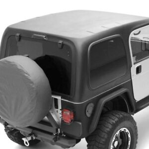 for jeep wrangler 1997 2006 smittybilt 519701 hard top w o upper doors 631410089172 ebay. Black Bedroom Furniture Sets. Home Design Ideas