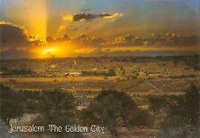BT11626 Jerusalem the golden city        Israel