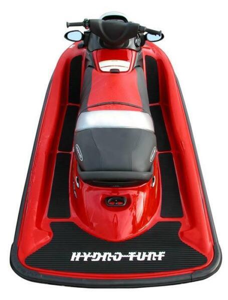 Hydro-Turf Ride Mats HT791PSABLK