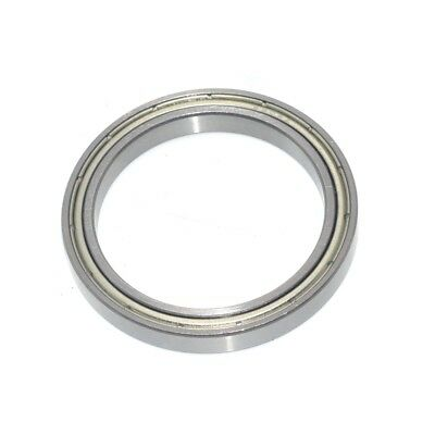 4pcs Sealed Metal Shielded Ball Bearing 6809ZZ 6809-2RS 45 x 58 x 7mm M/_M/_S