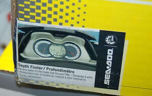 SeaDoo 2009-2010 GTX-iS RXT-iS RXT-X 4-TEC Depth Finder Module Kit 295100332