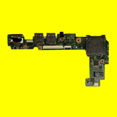 ORIGINALE per Asus 1015 1015E USB IO Board Connettore Audio SD Scheda Di Bordo REV 2.0
