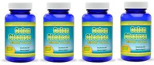 SUPER-Colon-1800-massimo-corpo-pulire-pulizia-Detox-Pillole-perdita-di-peso-confezione-4