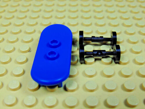 X 1 SKATEBOARD FOR THE SKATER BOY FROM SERIES 1 PART LEGO-MINIFIGURES SERIES 1