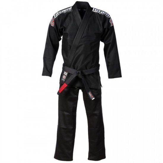 Tatami Fightwear Nova Bjj Gi Nero Uniforme Arti Marziali Ju Jitsu Ideale Jiu