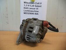Mitsubishi Colt V 1,3 VI CJO Galant EAO Lancer VI Lichtmaschine 80A MD325696