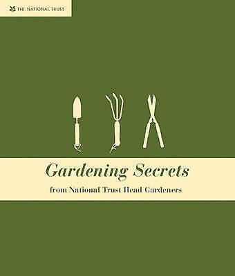 1 of 1 - Gardening Secrets: From National Trust Experts, National Trust Experts, Good Use