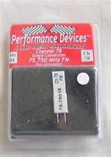 Airtronics 75Mhz FM Receiver Crystal - Channel 78