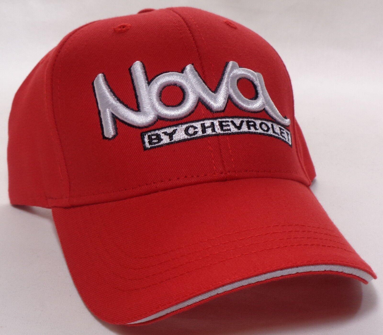 Hat H240 Cap Chevrolet Chevy Nova By Red H240 Hat fe953c