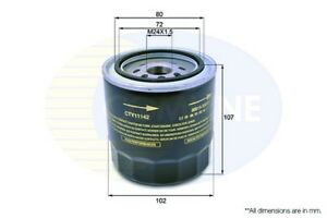 Comline-Filtro-de-aceite-del-motor-CTY11142-Totalmente-Nuevo-Original