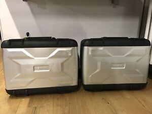 bmw satz vario koffer case r 1200 gs lc ebay. Black Bedroom Furniture Sets. Home Design Ideas