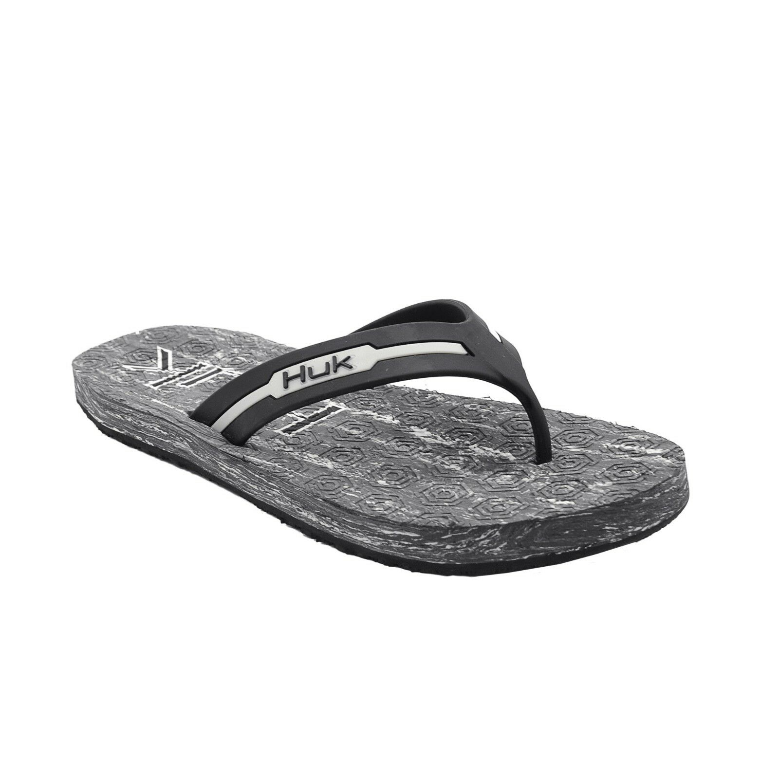 Huk Men's Matrix Flip Flop Fishing Sandals H8333100