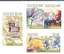 Australia-Federation Centenary set mnh(2062/5)