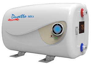 Duoetto MK2 Digital Dual Voltage (12v/240v) Electric 10L Storage Water Heater