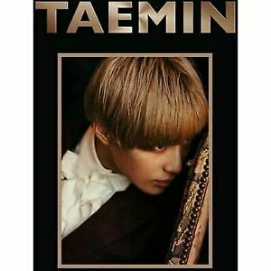 SHINee Taemin- Press It 1st Album CD Photo Booklet Card K-pop