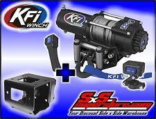 3000 lb KFI Winch Mount Combo Polaris Scrambler 850 2013-17 Big Boss 6x6 2011-17