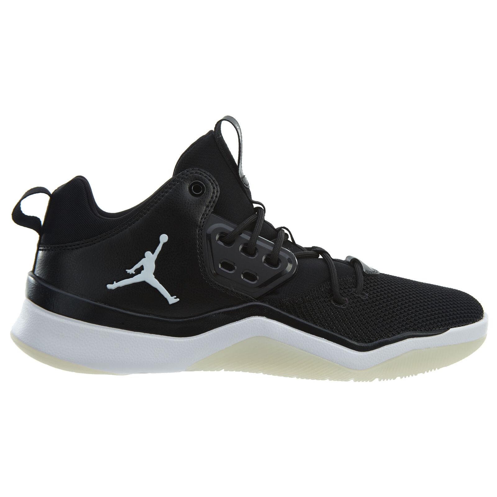 Jordan DNA para hombre AO1539-010 Negro Blanco Blanco Negro Zapatos Atléticos tamaño 10.5 Sintético De Malla b0191c