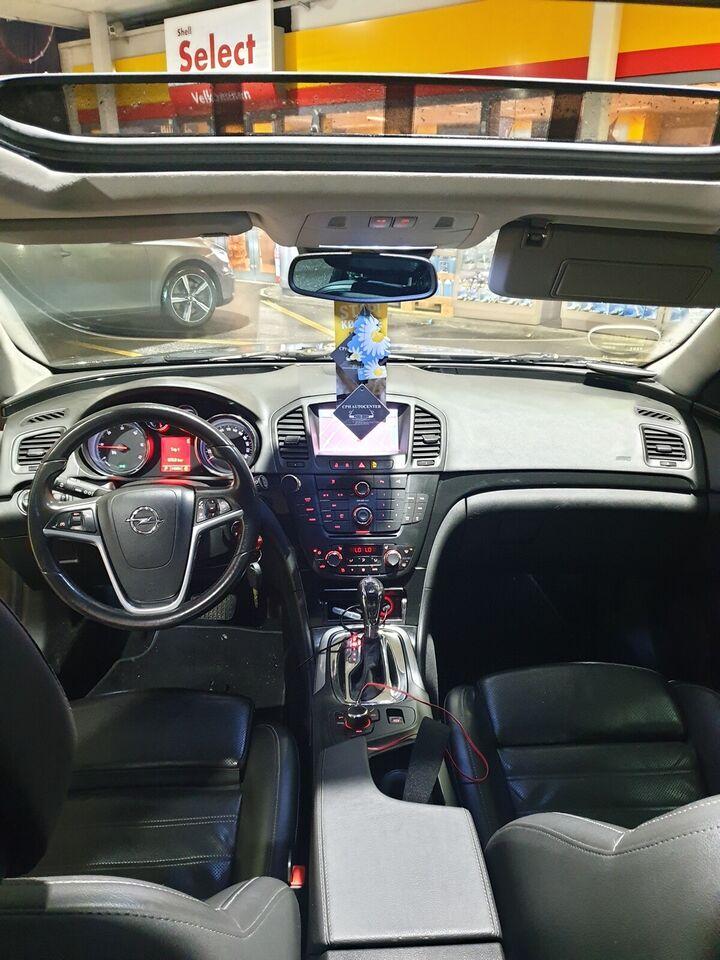 Opel Insignia, 2,0 CDTi 160 OPC Line aut., Diesel