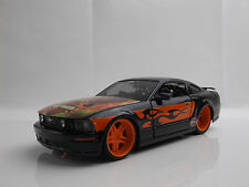 Maisto 1:24 Ford Mustang GT Harley Davidson HotRod American Muscle car