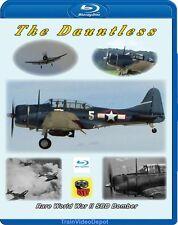 The Dauntless Rare World War II SBD Bomber BLU-RAY aircraft planes Greg Scholl