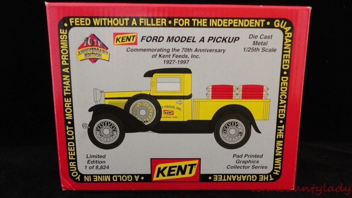 increíbles descuentos Nuevo En Caja 1997 Ford modelo una una una pastilla Die Cast Ltd Edition 70th aniversario Kent Feed FS  los últimos modelos