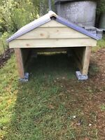 Garage byg selv Forside