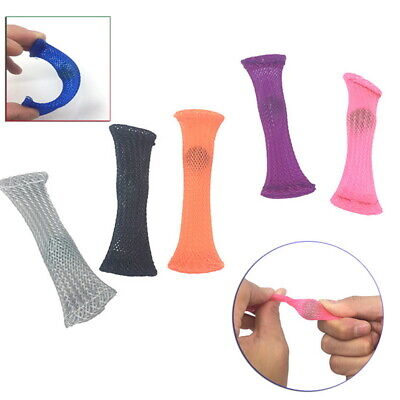 5//10 Pack Mesh /& Marble Fidget Toy Stress//Anxiety Relief Adults Kids Toys LOT