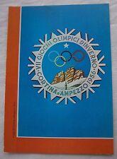 Guide / Resultate   Olympische W.Spiele CORTINA (Italien) 1956  !!  SELTEN
