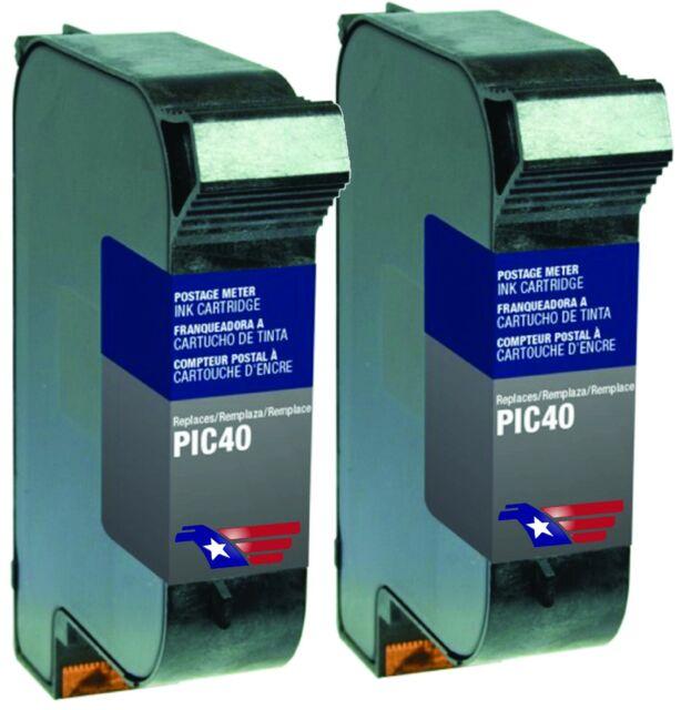 Postbase PIC 40 High Capacity Ink Cartridge