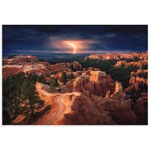 Storm-Pictures-Landscape-Photography-Bryce-Canyon-Images-on-Acrylic