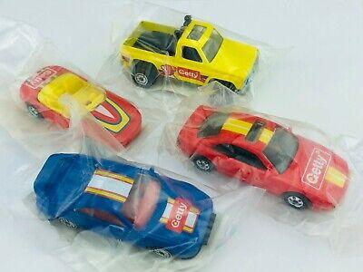 Hot Wheels Blackwall Era GETTY Promo Cars Sealed Baggie Set 1990 300zx Camaro