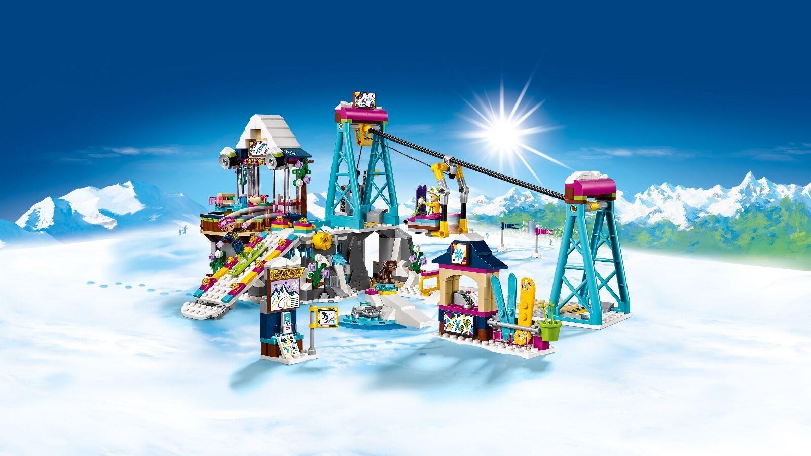 LEGO® Friends 41324 Skilift im Wintersportort NEU OVP_ NEW NEW NEW MISB NRFB 36dbb4