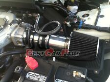 BCP BLACK For 07-14 TL 3.5 V6 & 2010 TL AWD 3.7 V6 Racing Air Intake Kit +Filter