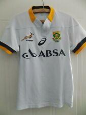 Südafrika Springboks ASICS Herren Rugby Trikot Polo Shirt 140982SR-0626 neu