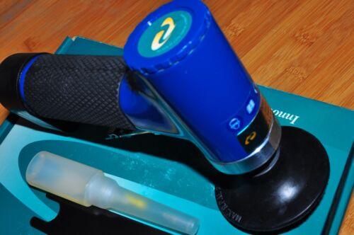 "Car Tool EARS-3731 Air Angle Mini Sander w// 3/"" Roloc Holder 18,000 rpm CE Vacula"