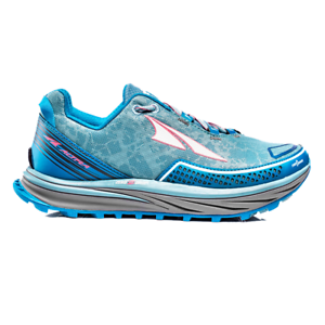 Altra Timp Womens Zero Drop Trail Running shoes blueee