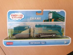 Thomas & Friends Trackmaster SHANE Motorized Train Freepost