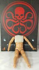 MMS167 Genuine 1/6 Hot Toys Avenger Captain America Red Skull Body only!