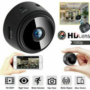 HD Mini Camera Wireless Wifi IP Home Security 1080P DVR Night Vision Remote US