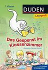 Leseprofi - Das Gespenst im Klassenzimmer, 1. Klasse von Alexandra Fischer-Hunold (2016, Gebundene Ausgabe)