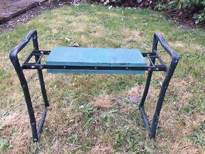 Vintage-Foldable-Garden-Kneeler-Pad