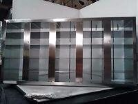 Alkali Scientific Ufdp-55l Stainless Steel Upright Freezer Racks