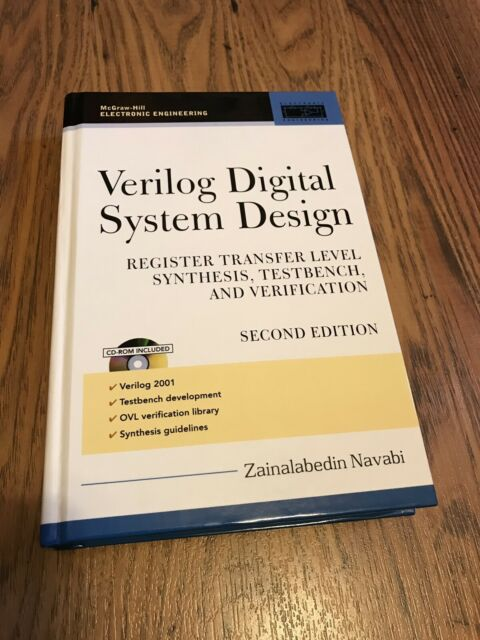 Verilog Digital System Design [Second Edition] Hardly Used, Very Good Condition