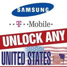 T-Mobile Device Unlock App Samsung Galaxy Note5 S6, S6 Edge, Edge+, On5 J7 Avant