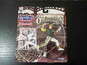 STARTING LINEUP 1997 ROLLIE FINGERS COOPERSTOWN COLLECTION FIGURE SEALED NEW SLU