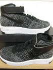 Nike AF1 Ultra Flyknit Mens Hi Top Trainers 817420 004 Sneakers Shoes