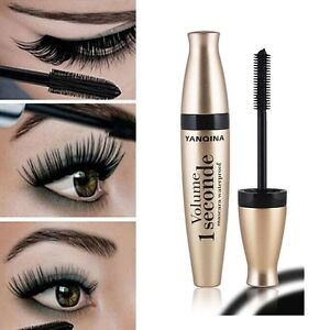 Makeup-Waterproof-Eyelash-Mascara-3D-Fiber-Extension-Long-Curling-2018-New