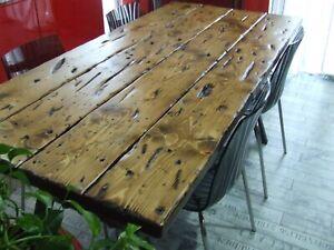 Tavolo Vintage Industriale Ferro E Legno Lavorati A Mano Made In Italy Ebay