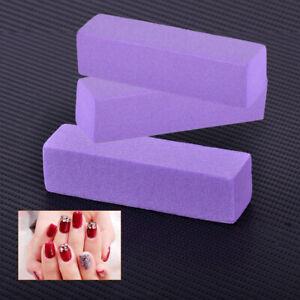 10pcs-Pro-Manicure-Nail-Art-Buffing-Buffer-Sanding-Block-File-Pedicure-High-Foam