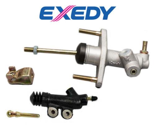 Exedy OEM Clutch Slave /& Master Cylinder Kit 1997-2001 Honda Prelude H22A4 VTEC